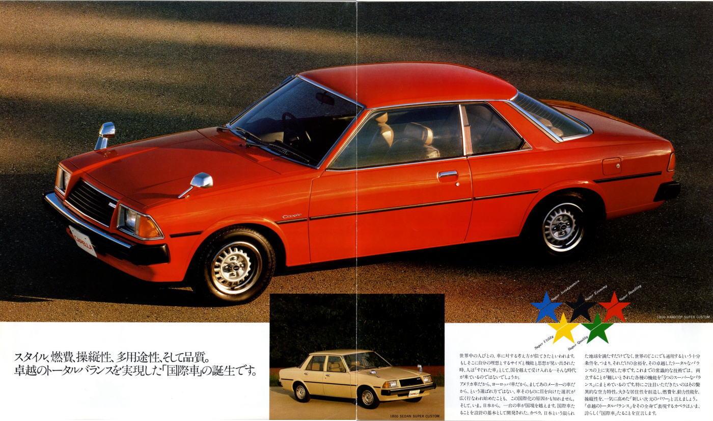 マツダ 1978 カペラ(CB型)